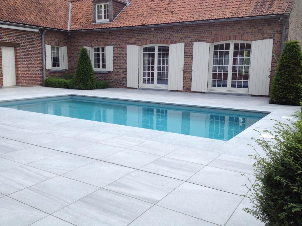 Rénovation d'une piscine de 20 ans