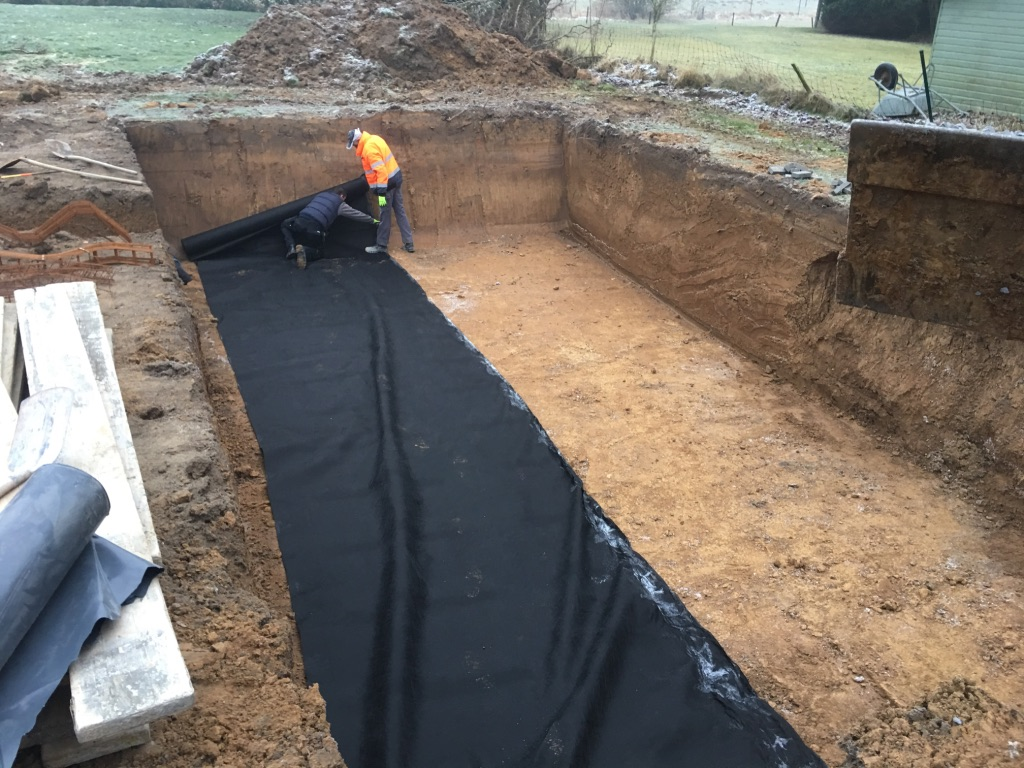 Construction piscine pool conception for Construction piscine 65