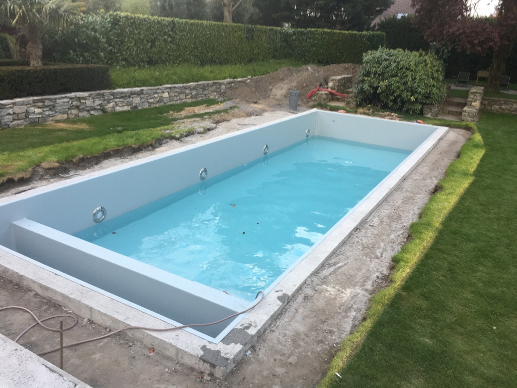 Construction piscine pool conception for Conception piscine